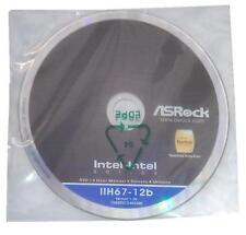Driver ORIGINALE ASROCK h67m-itx * 3 CD DVD OVP NUOVO WIN XP VISTA 7 h67m-itx/ht HT