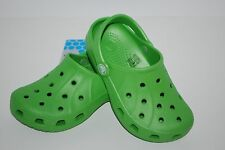 NWT CROCS RALEN FEAT KIDS CLOGS NAVY BLACK RED PINK GREEN ALL SIZES unisex shoes