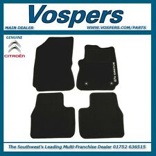 Genuine Citroen C4 Cactus 2015 Onwards Front & Rear Tailored Carpet Floor Mats