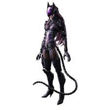 Play Arts Kai DC COMICS VARIANT CAT WOMAN Batman SQUARE ENIX F/S TETSUYA NOMURA