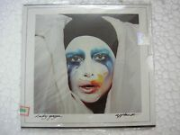 Lady GaGa Applause 2013 CD RARE INDIA HOLOGRAM NEW