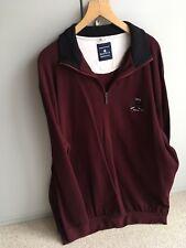 Herren Sweat-Shirt von Babista, Bordeaux-rot, Gr 66, Neu