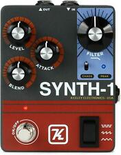 Synth-1 Synth Wave Generator Pedal
