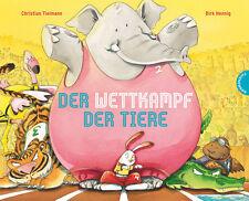 Der Wettkampf der Tiere - Christian Tielmann und Dirk Hennig NEU
