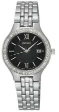 Seiko Ladies Stainless Steel Watch - SUR761P9 SQNP