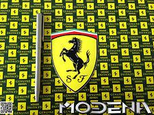 Original Emblem Ferrari Cavallino Aufkleber Wappen Logo Sticker Badge Decal 10cm