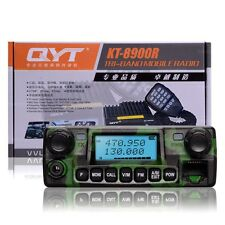 QYT KT-8900R Tri-Band UHF VHF 25W Car Truck Mobile Transceiver Two Way Radio CAM