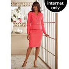 plus sz 22W Lyah Skirt Suit by Ashro  new