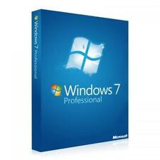 Microsoft Windows 7 Professional Key Win 7 Pro Schlüssel Multilingual 32/64 Bit