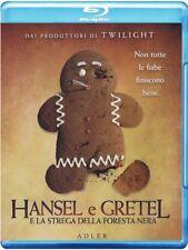 Hansel e Gretel e la strega della foresta nera Blu Ray Nuovo Sigillato