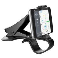 Support De Téléphone Sur Tableau De Bord Voiture Anti-Dérapant Pour Smartphone