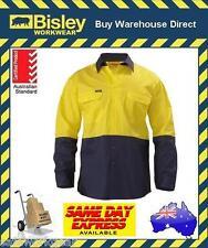 Bisley Cool Lightweight Drill Shirt LS 2xl