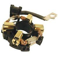 124976-77010 Solenoid /& Brushes Kit for Yanmar Starter S114-349 124976-77011