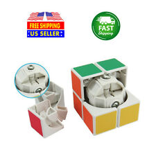 Lot of 10 2x2x2 ShengShou Speed Magic Cube Twist Puzzle Game Kids Toy