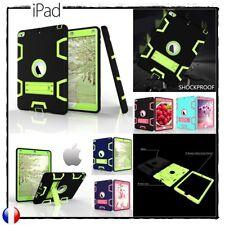 Etui Coque Housse Armor Defender Antichocs Kickstand Cover Case iPad 4, 3, 2