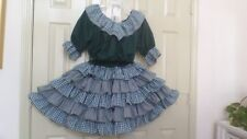 Suzi's Ruffles square dance set