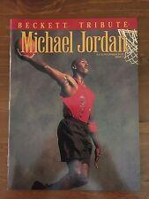 1994 Beckett Tribute Magazine, Michael Jordan