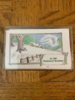 An Old Fashioned Christmas Cassette