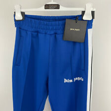 Palm Angels Tracksuit Bottoms, Trackpants, Blue, Size Small, Brand New With Tags