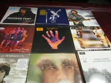 GEORGE HARRISON ALL THINGS MATERIAL BRAINWASHED & EARLY TAKES LIMITED 18 LP SET