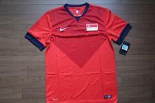 Singapore 100% Original Soccer Jersey Shirt M 2014/2015 Home BNWT [283]