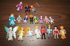 Geobra Playmobil Lot Of 19 Figures