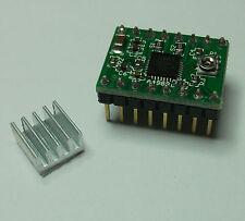 Stepstick HR4988 A4988 + Heatsink Stepper Motor Driver Ramps 3D Printer Pololu