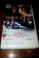 HEAVEN - MARTIN DONOVAN & DANNY EDWARDS RARE VHS VIDEO RATED R