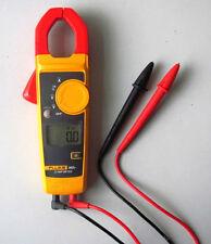 FLUKE 302+ Handheld Digital Clamp Meter Multimeter Tester DMM AC/DC Volt F302+
