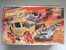 BRAVESTARR DILIGENCE 3052 MATTEL 1986
