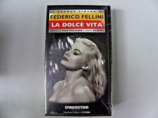 """VHS VIDEOCASSETTA """" LA DOLCE VITA """" UN FILM DI FEDERICO FELLINI"""