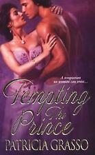 Tempting the Prince, Grasso, Patricia, 0821780727, Book, Good