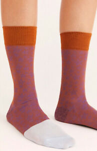 NWT Free People Lucia Star Socks