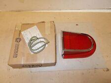 Mopar NOS Tail Lamp Lens w/Gasket (Outer on Qtr.Pnl.) Rt. 66 Dodge Dart