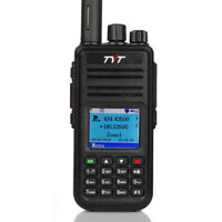 New TYT MD-UV380 DMR V/UHF Dual Time Slot 1000CH 2000mAh Digital Two Way Radio