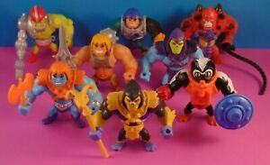 Mattel MOTU ETERNIA MINIS Loose Figures MASTERS OF THE UNIVERSE