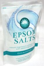 3x Elysium Epsom Bath Salts Lavender Magnesium Sulphate Relaxing Soak 450g