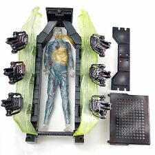 The X-Files Cryopod & Blue Human Host Figure Fight The Future McFarlane Mint