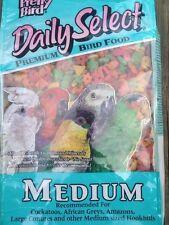 PRETTY BIRD PELLETS daily select medium, parrot food, african amazon conure 20lb