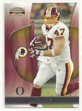Chris Cooley 2009 Donruss Gridiron Gear SILVER O's Ser#d 140/250