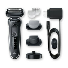 Braun 5050CS SERIES 5 EASYCLEAN Rechergeable Shaver with Precision Trimmer
