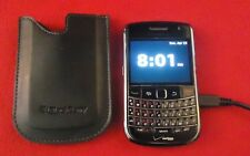 BlackBerry Bold 9650 - Black Smartphone and Case (QWERTY Keyboard)