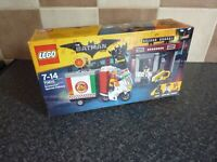 LEGO THE BATMAN MOVIE 70910 SCARECROW PIZZA SPECIAL DELIVERY NEW SEALED BOXED