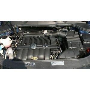 2008 VW Passat 3C R36 3,6 FSI V6 Motor BWS 300 PS