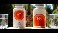 Jeunesse Nutrigen AM/PM Essentials(60 Pills Per Bottle)-Slows Aging/DNA Repair!