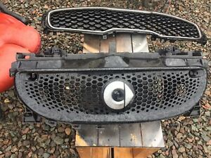 Smart Fortwo 453 2015- Genuine Front Grill