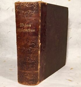 Wahren Christenthum (True Christianity) Text in German (1866)