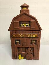 "Vintage RARE McCoy ""Dutch Treat"" Cookie Jar"