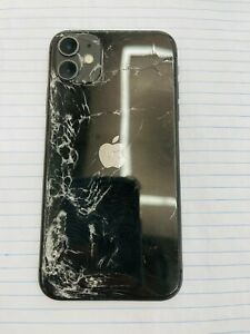 Apple iPhone 11 - 64GB - Black Unknown