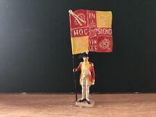 Vertunni: A Rare  Flag Bearer Of The Dillon Regiment. 54mm Scale c1950s
